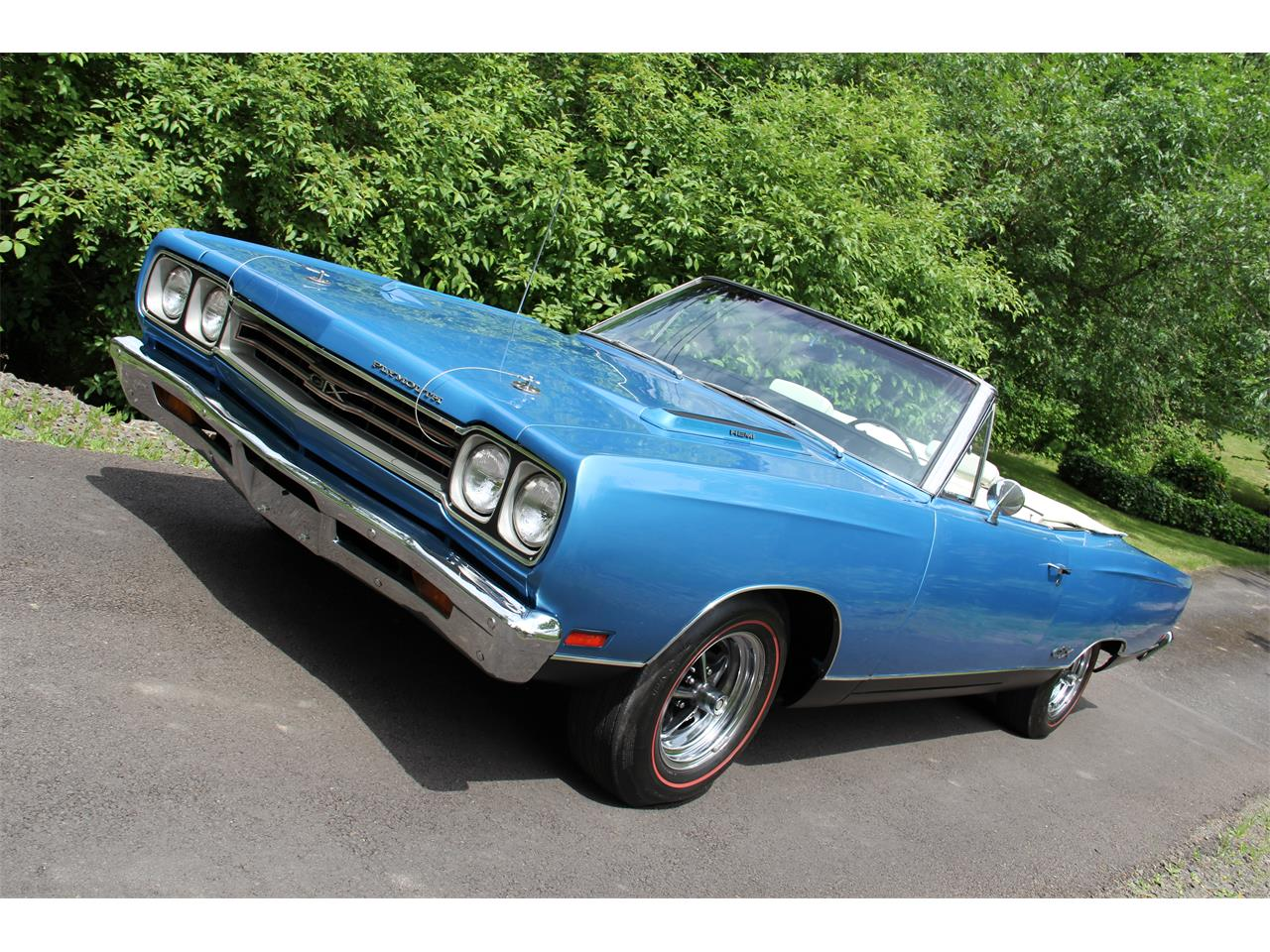 1969 Plymouth Gtx For Sale Classiccars Com Cc 1110402