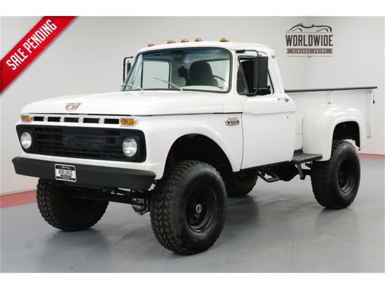 1966 Ford F250 For Sale Classiccars Com Cc 1114080