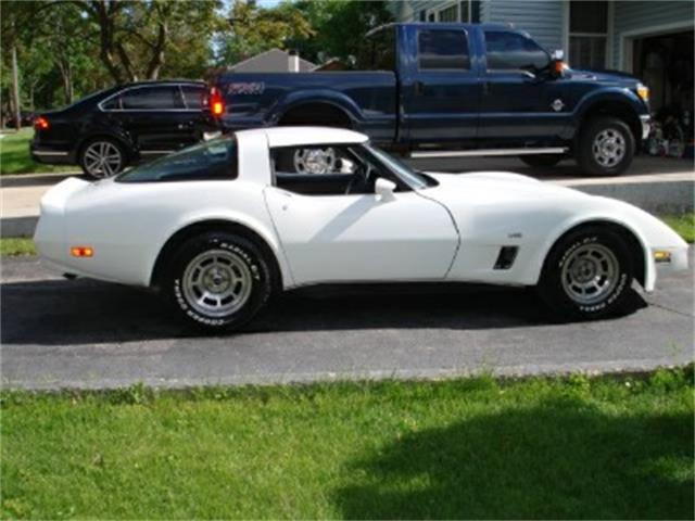 1980 Chevrolet Corvette (CC-1114082) for sale in Mundelein, Illinois
