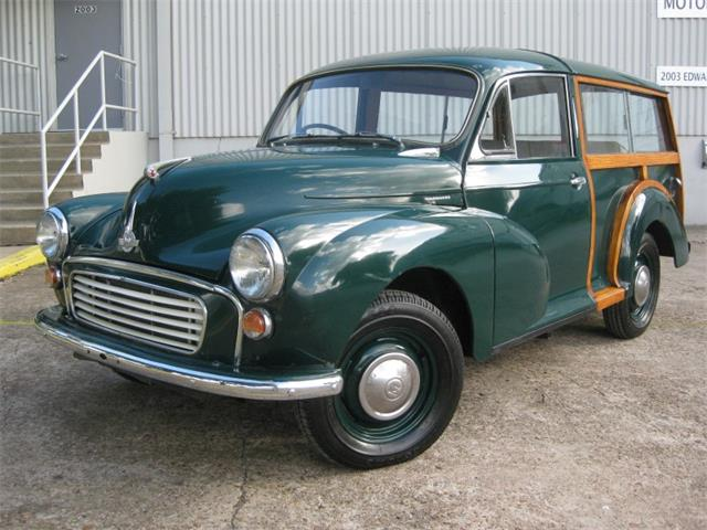 1956 Morris Minor 1000 2Dr Traveler (CC-1114308) for sale in houston, Texas