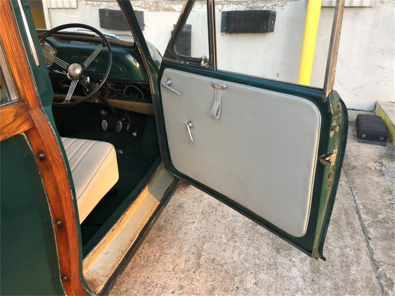 1956 Morris Minor 1000 2Dr Traveler (CC-1114308) for sale in houston, Texas