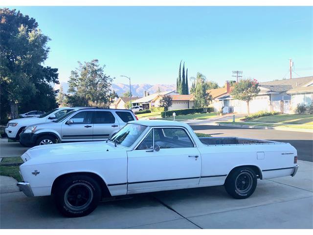 1967 Chevrolet El Camino (CC-1114324) for sale in Chatsworth, California