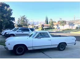 1967 Chevrolet El Camino (CC-1114324) for sale in Chatsworth, California