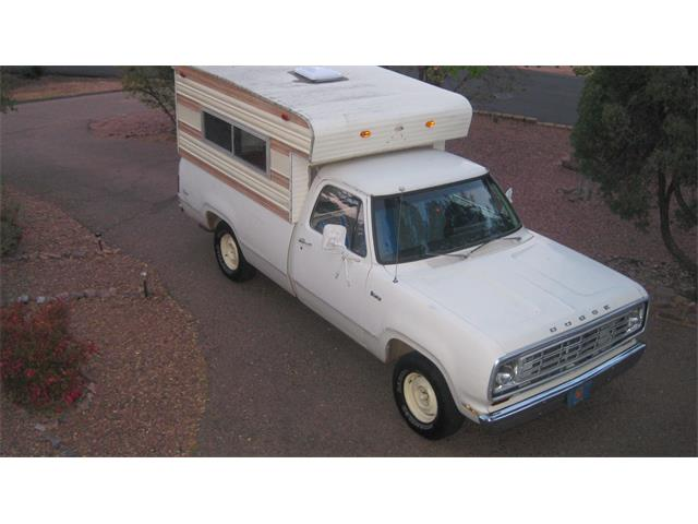 1974 Dodge D100 (CC-1110441) for sale in Payson, Arizona