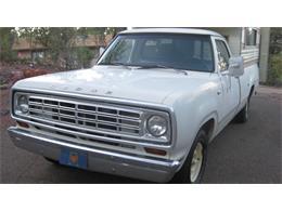 1974 Dodge D100 (CC-1110441) for sale in Payson, Arizona