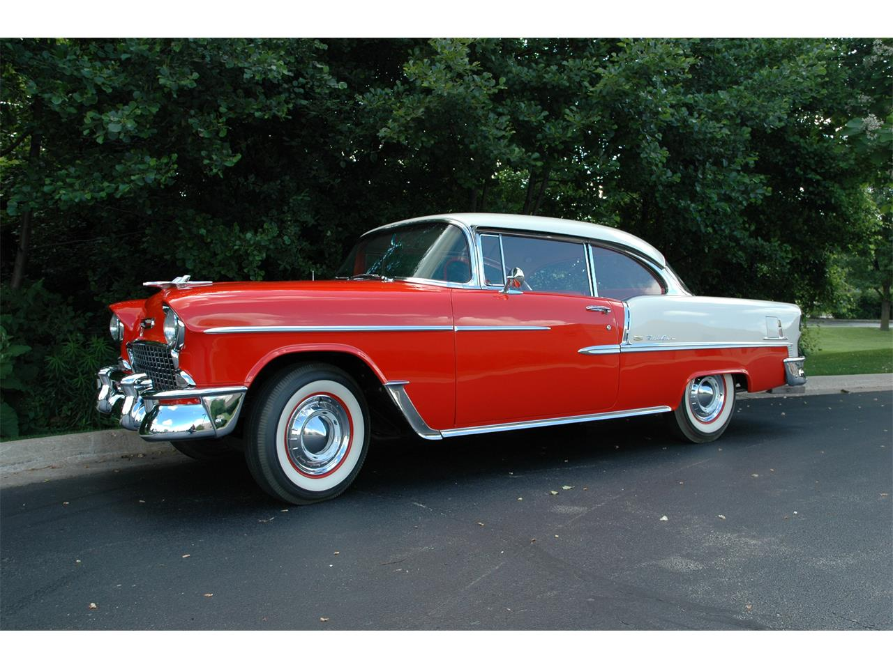1955 Chevrolet Bel Air (CC-1114639) for sale in Naperville , Illinois