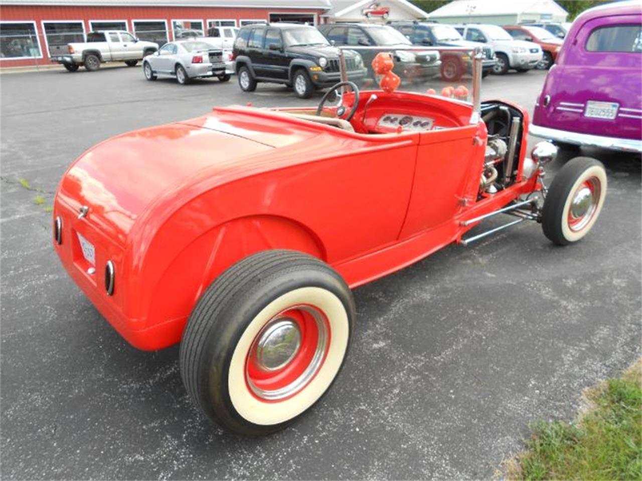 1929 Ford Highboy (CC-1114664) for sale in Cadillac, Michigan