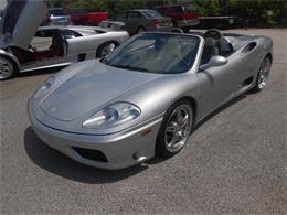 2002 Ferrari 360 Modena (CC-1114674) for sale in Cadillac, Michigan