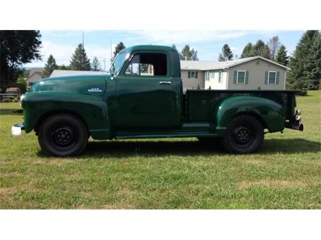 1953 Chevrolet 3100 (CC-1114698) for sale in Cadillac, Michigan