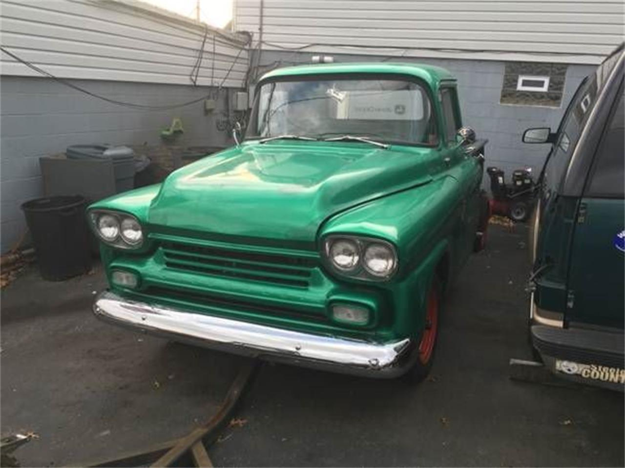 1959 Chevrolet Pickup (CC-1114699) for sale in Cadillac, Michigan