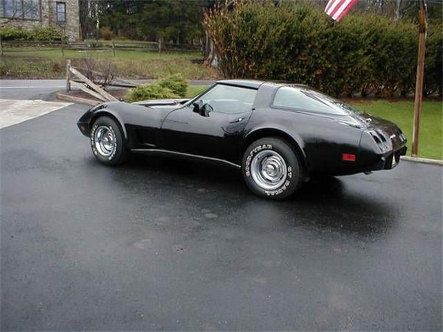 1979 Chevrolet Corvette (CC-1114703) for sale in Cadillac, Michigan