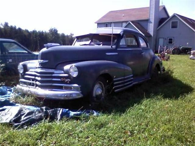 1948 Chevrolet Sedan (CC-1114718) for sale in Cadillac, Michigan