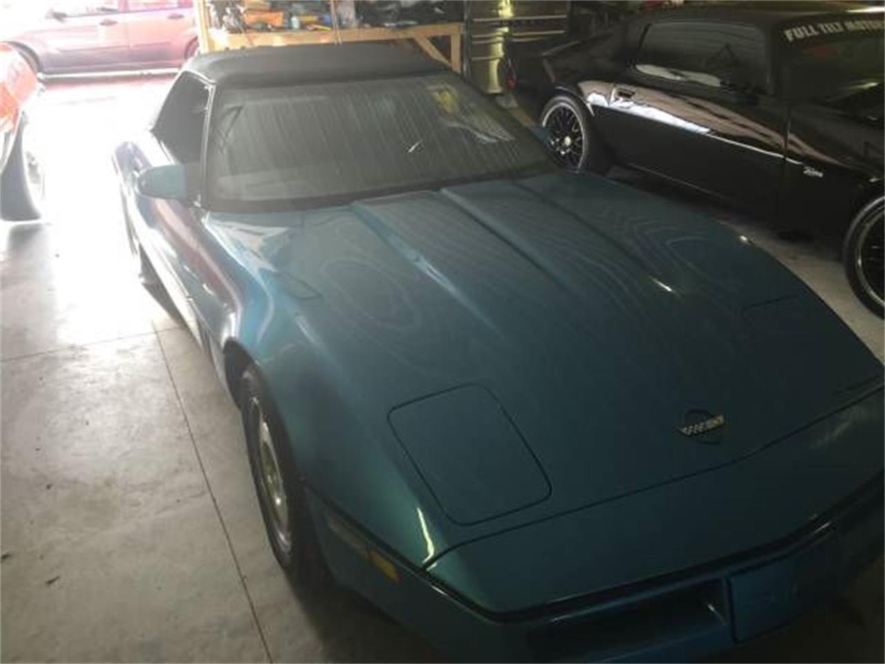 1988 Chevrolet Corvette (CC-1114721) for sale in Cadillac, Michigan