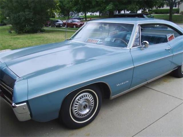 1967 Pontiac Ventura (CC-1114733) for sale in Cadillac, Michigan