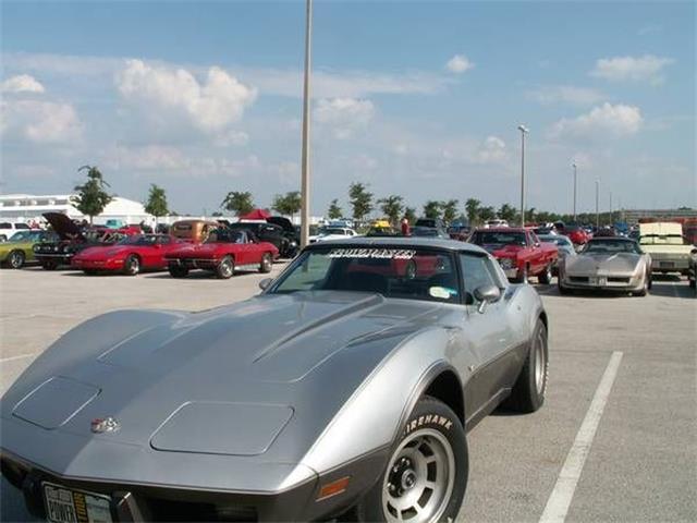 1978 Chevrolet Corvette (CC-1114734) for sale in Cadillac, Michigan