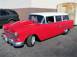 1955 Chevrolet Station Wagon (CC-1114822) for sale in Cadillac, Michigan