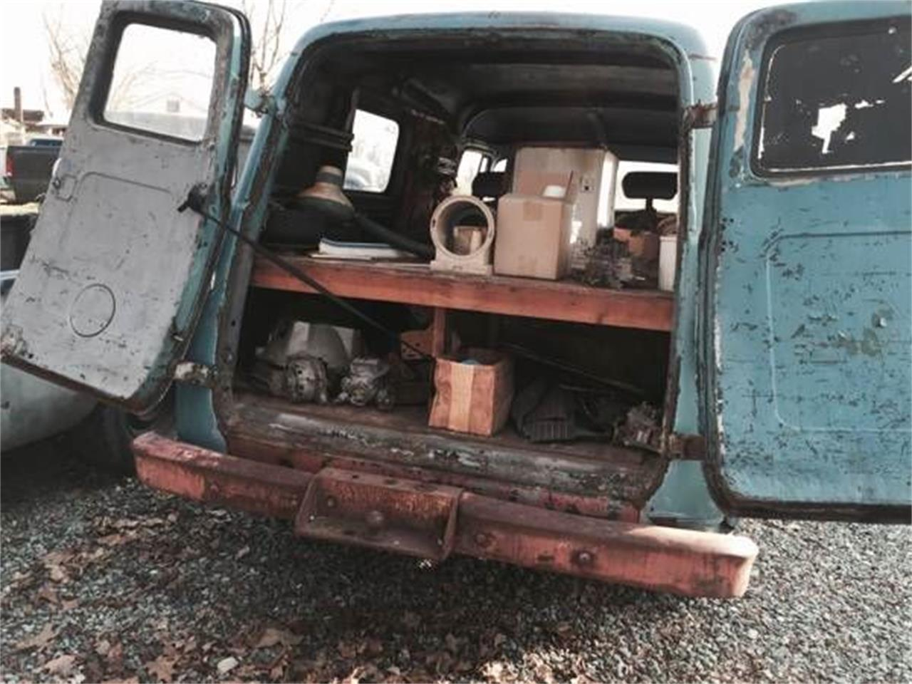 1959 Ford Panel Truck (CC-1114838) for sale in Cadillac, Michigan