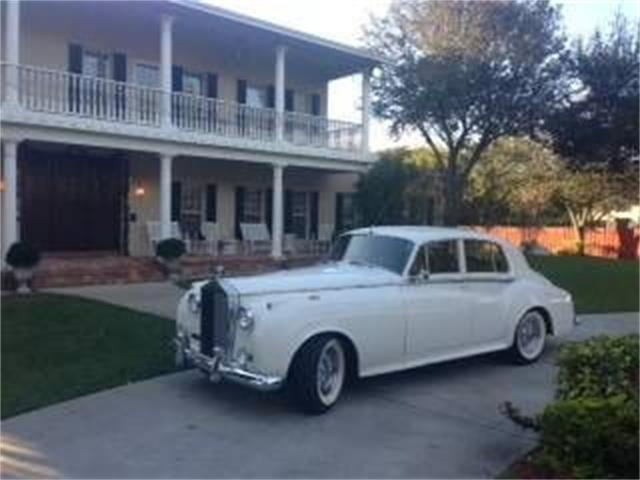 1961 Rolls-Royce Silver Cloud (CC-1114842) for sale in Cadillac, Michigan