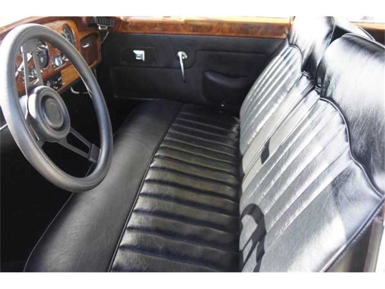 1961 Rolls-Royce Silver Cloud (CC-1114842) for sale in Cadillac, Michigan