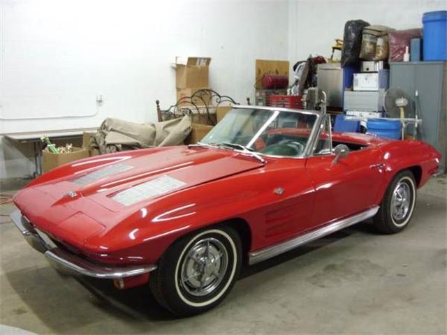 1963 Chevrolet Corvette (CC-1114848) for sale in Cadillac, Michigan
