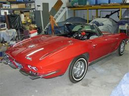 1963 Chevrolet Corvette (CC-1114848) for sale in Cadillac, Michigan