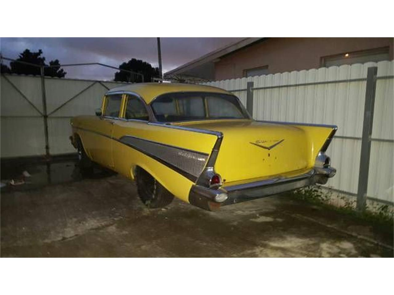 1957 Chevrolet Bel Air (CC-1114872) for sale in Cadillac, Michigan