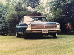 1966 Chevrolet Chevy II (CC-1114873) for sale in Decatur, Illinois