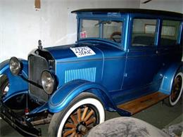 1926 Durant Star (CC-1114904) for sale in Cadillac, Michigan
