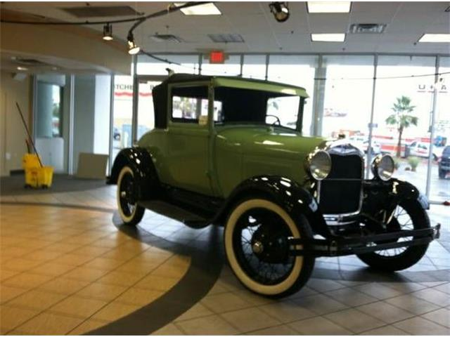 1928 Ford Model A (CC-1114905) for sale in Cadillac, Michigan