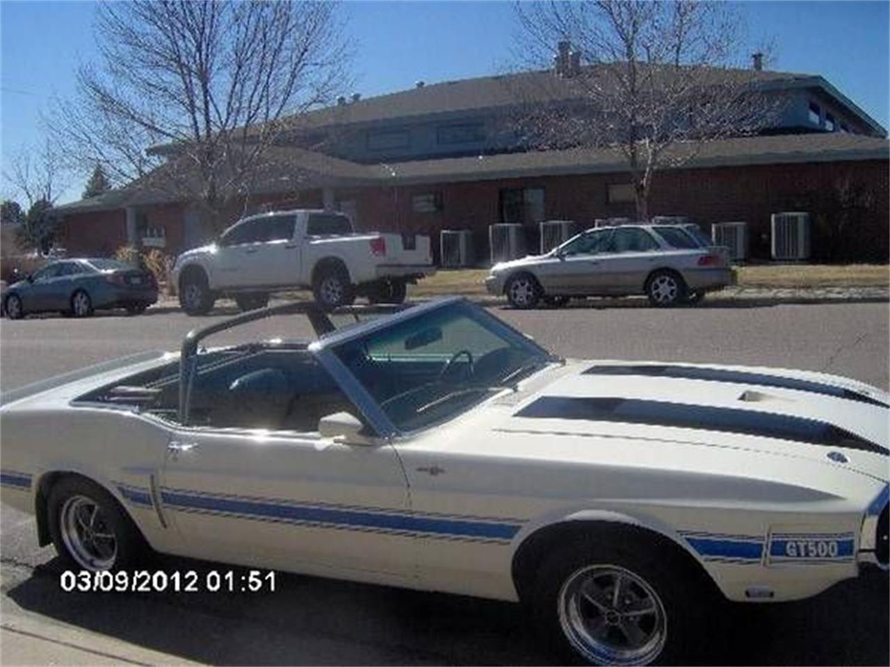 1970 Ford Mustang (CC-1114909) for sale in Cadillac, Michigan
