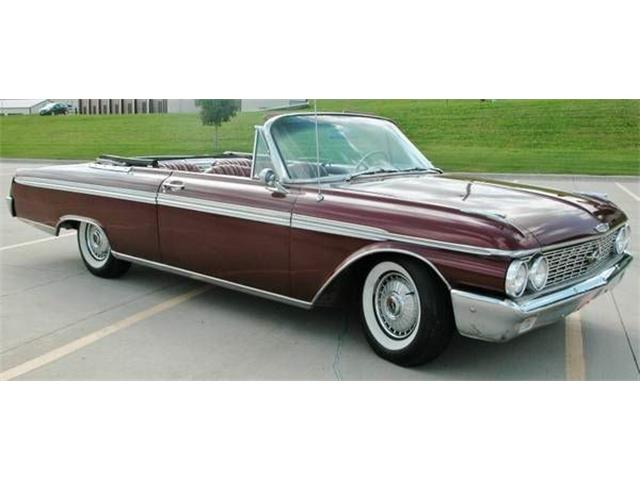 1962 Ford Galaxie (CC-1114914) for sale in Cadillac, Michigan