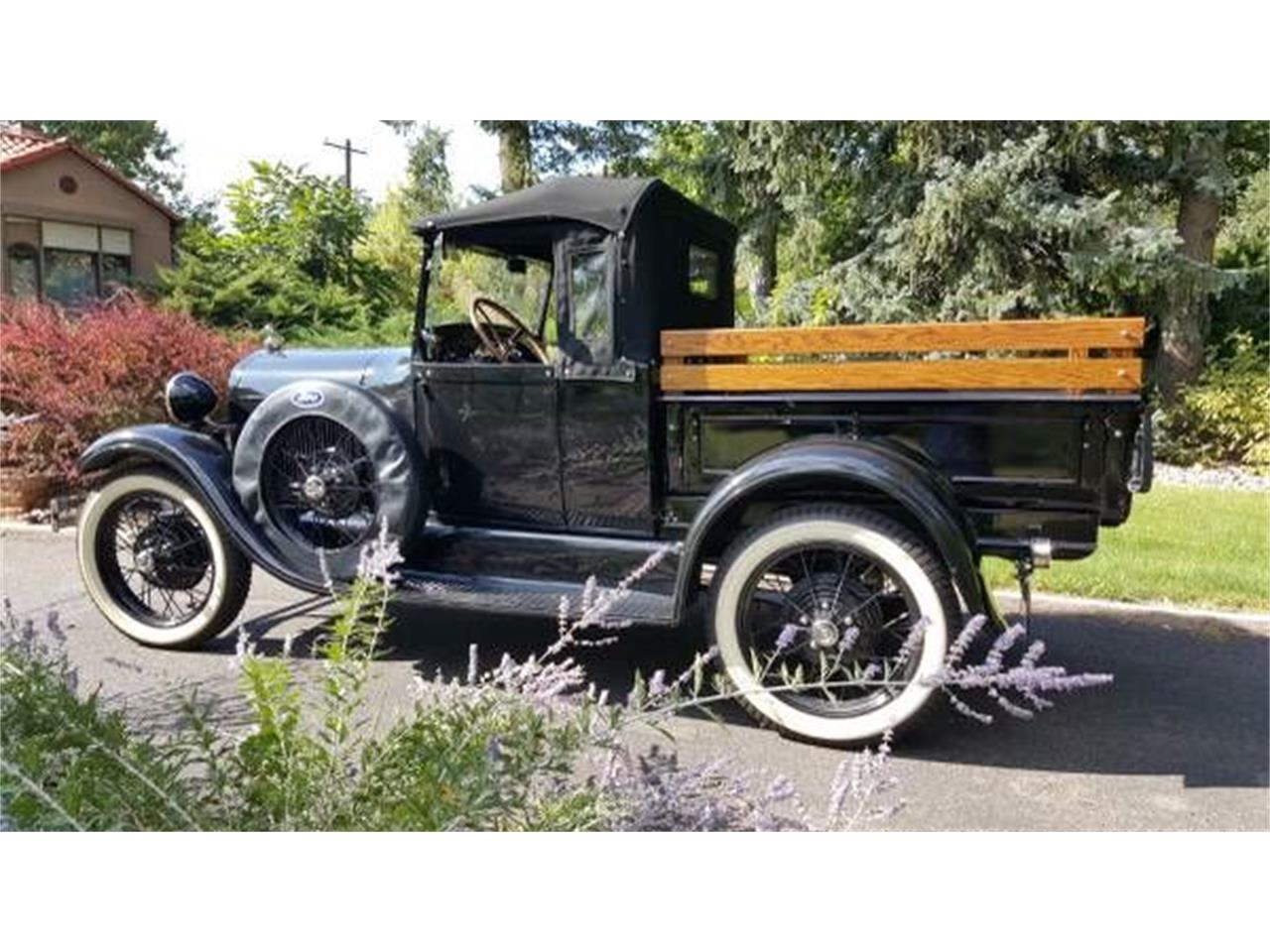 1928 Ford Model A (CC-1114916) for sale in Cadillac, Michigan