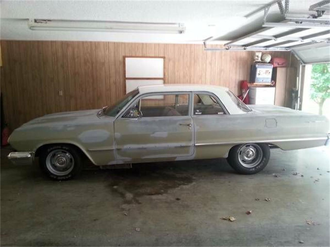 1963 Chevrolet Bel Air (CC-1114936) for sale in Cadillac, Michigan