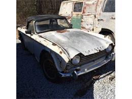 1966 Triumph TR4 (CC-1114947) for sale in Cadillac, Michigan