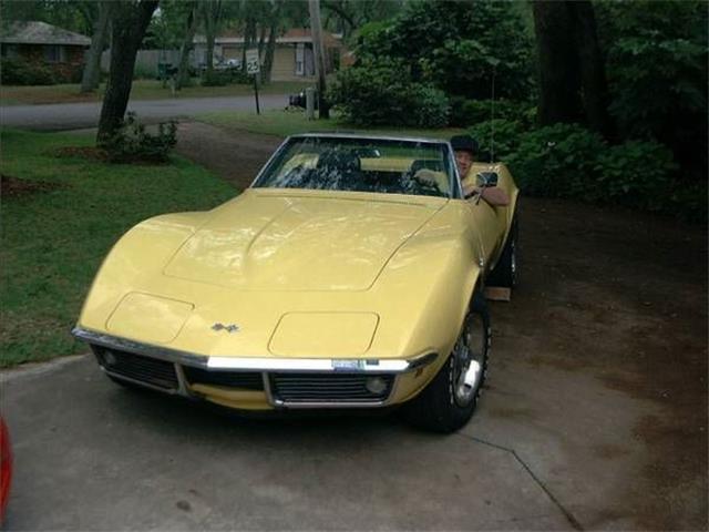 1969 Chevrolet Corvette (CC-1114960) for sale in Cadillac, Michigan