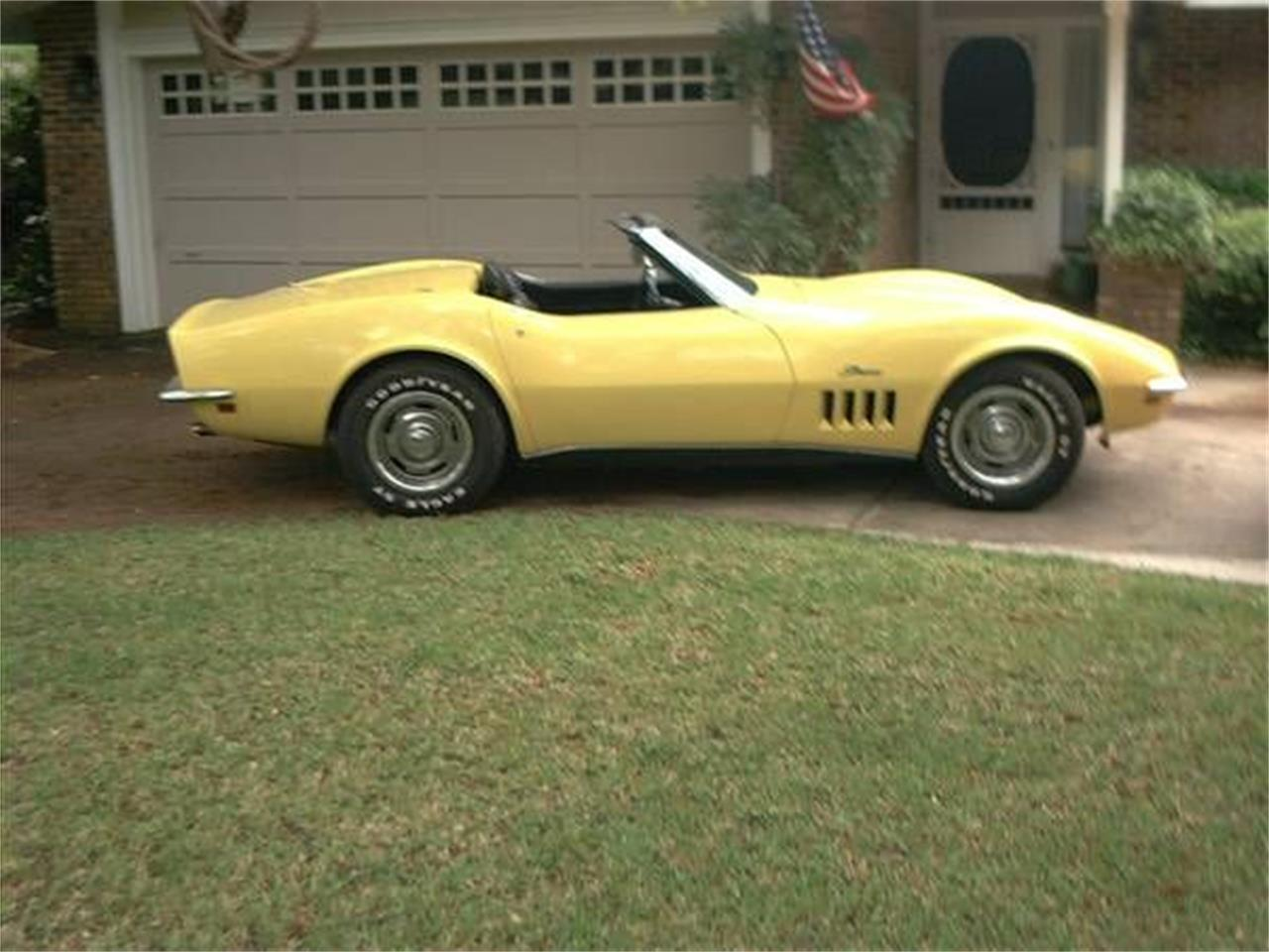 1969 Chevrolet Corvette (CC-1114960) for sale in Cadillac, Michigan