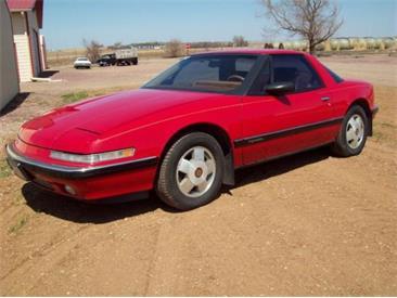 1988 Buick Reatta (CC-1114984) for sale in Cadillac, Michigan