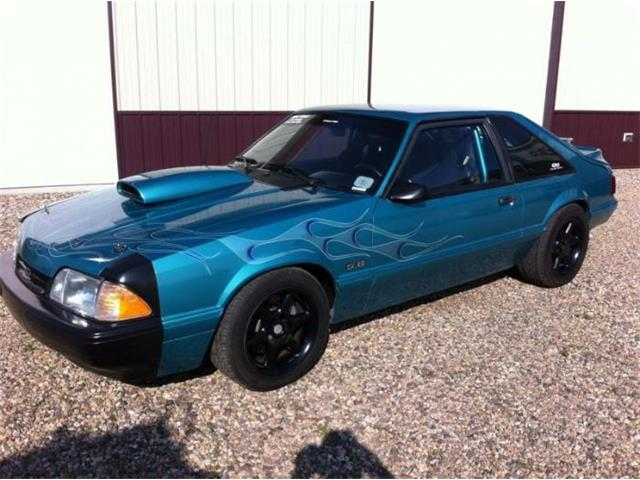 1991 Ford Mustang (CC-1114985) for sale in Cadillac, Michigan