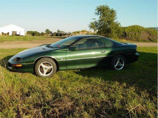 1997 Chevrolet Camaro (CC-1114986) for sale in Cadillac, Michigan