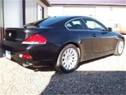 2004 BMW 6 Series (CC-1114989) for sale in Cadillac, Michigan