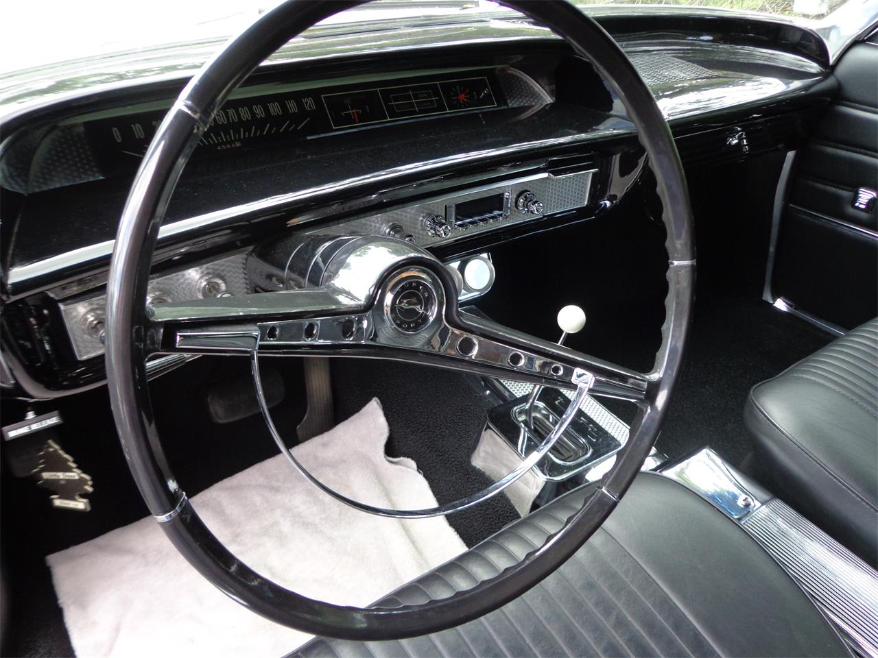 1963 Chevrolet Impala SS (CC-1110050) for sale in st. andrews, Manitoba