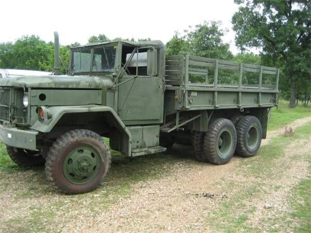 1972 AM General M35