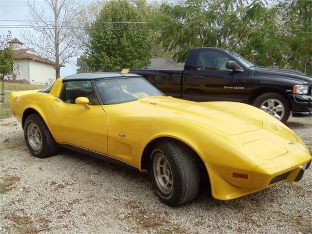 1979 Chevrolet Corvette (CC-1115018) for sale in Cadillac, Michigan