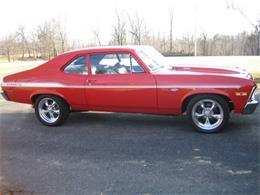 1971 Chevrolet Nova (CC-1115030) for sale in Cadillac, Michigan