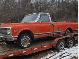 1971 Chevrolet C10 (CC-1115035) for sale in Cadillac, Michigan