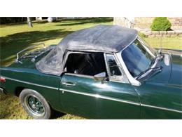 1977 MG MGB (CC-1115054) for sale in Cadillac, Michigan
