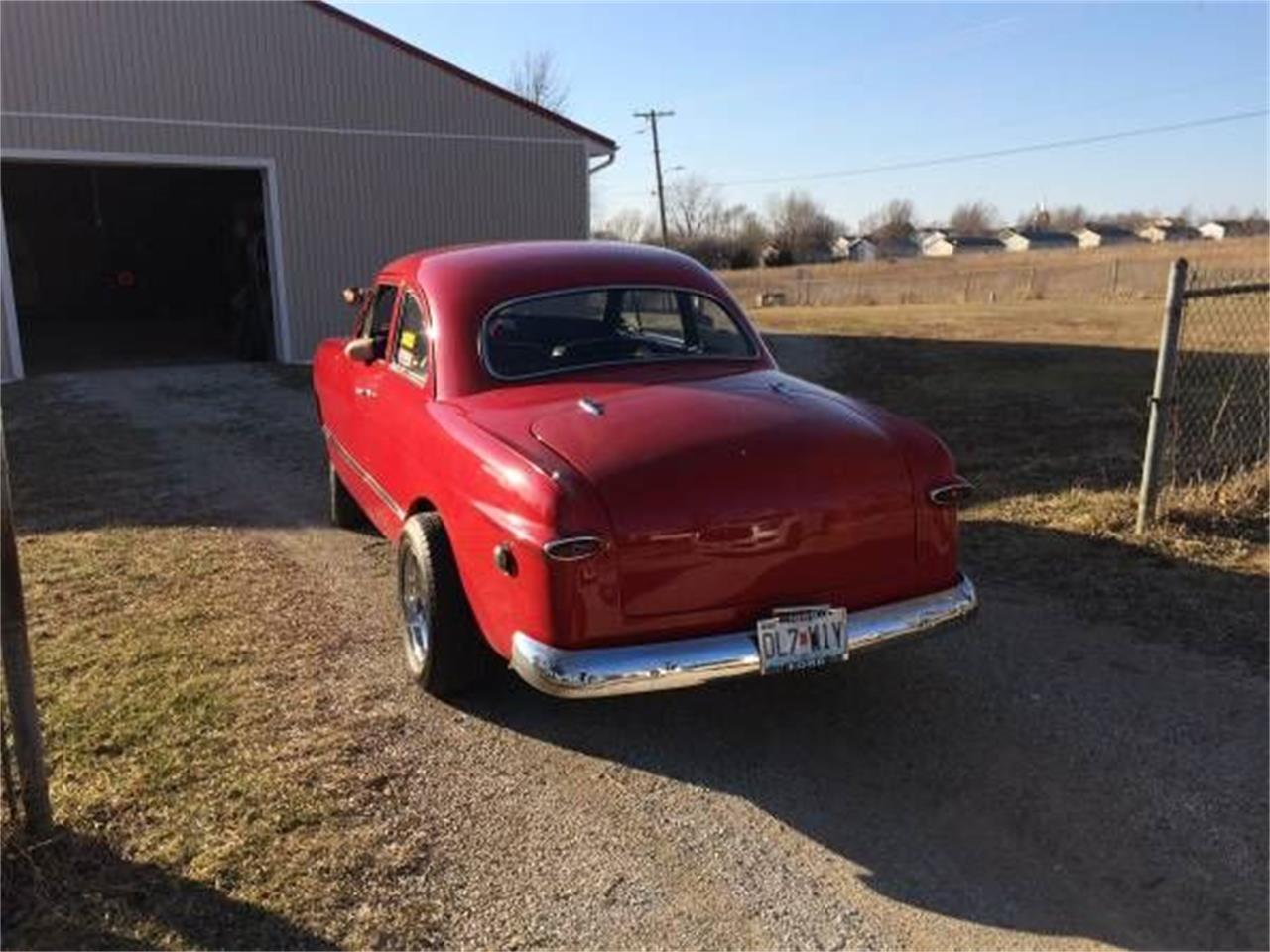 1949 Ford Coupe (CC-1115059) for sale in Cadillac, Michigan