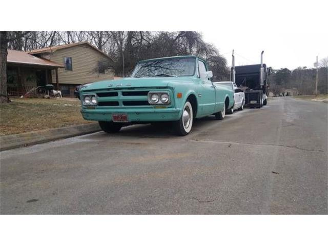 1968 GMC C/K 10 (CC-1115069) for sale in Cadillac, Michigan