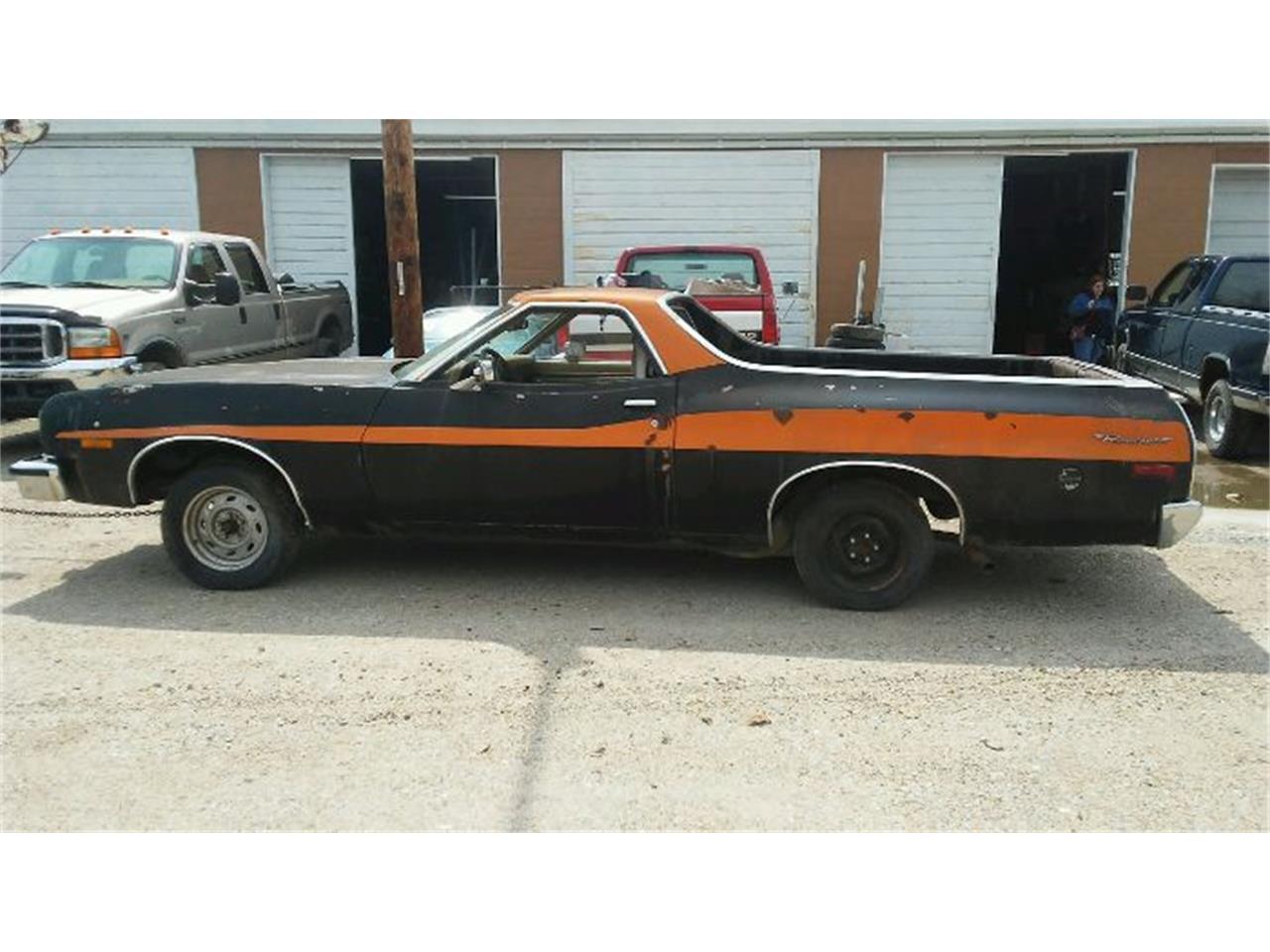 1974 Ford Ranchero (CC-1115078) for sale in Cadillac, Michigan