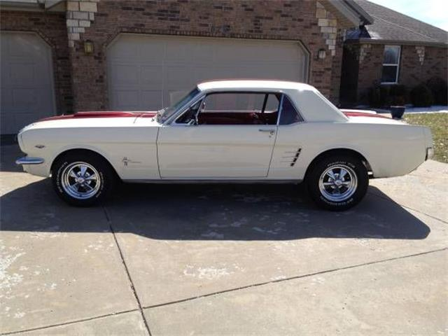 1966 Ford Mustang (CC-1115083) for sale in Cadillac, Michigan